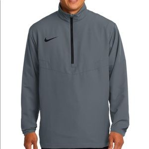 new • nike half-zip pullover wind shirt